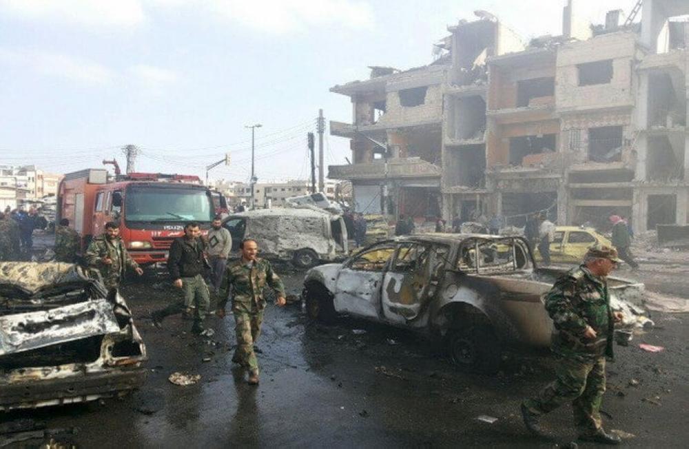 مقتل 11 شخصا وإصابة آخرين في انفجار سيارة مفخخة بعفرين السورية
