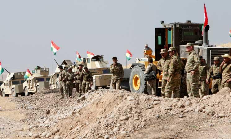 الحكومة العراقية تدين اعتداءات حزب العمال الكردستاني على البيشمركة في دهوك