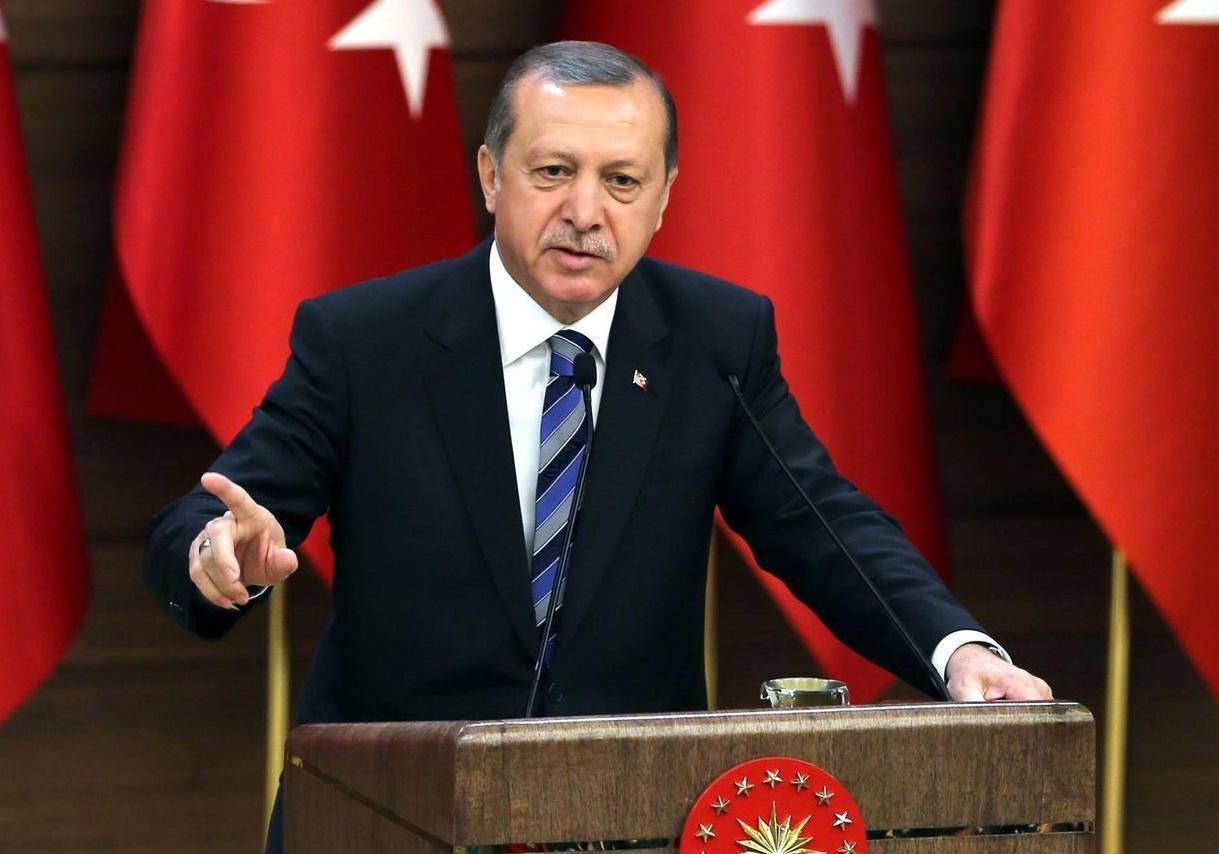 أردوغان : تركيا ليست في أزمة وستتصدى لحرب اقتصادية