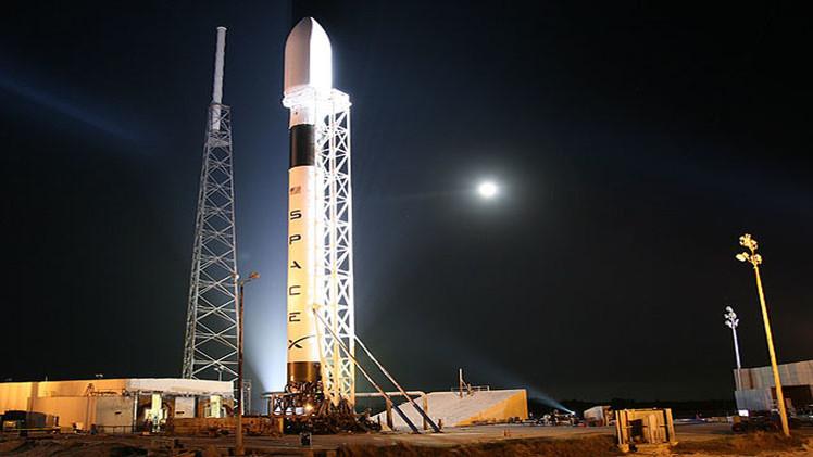 إلغاء إطلاق صاروخ فالكون 9 قبل ثوان من الموعد المحدد