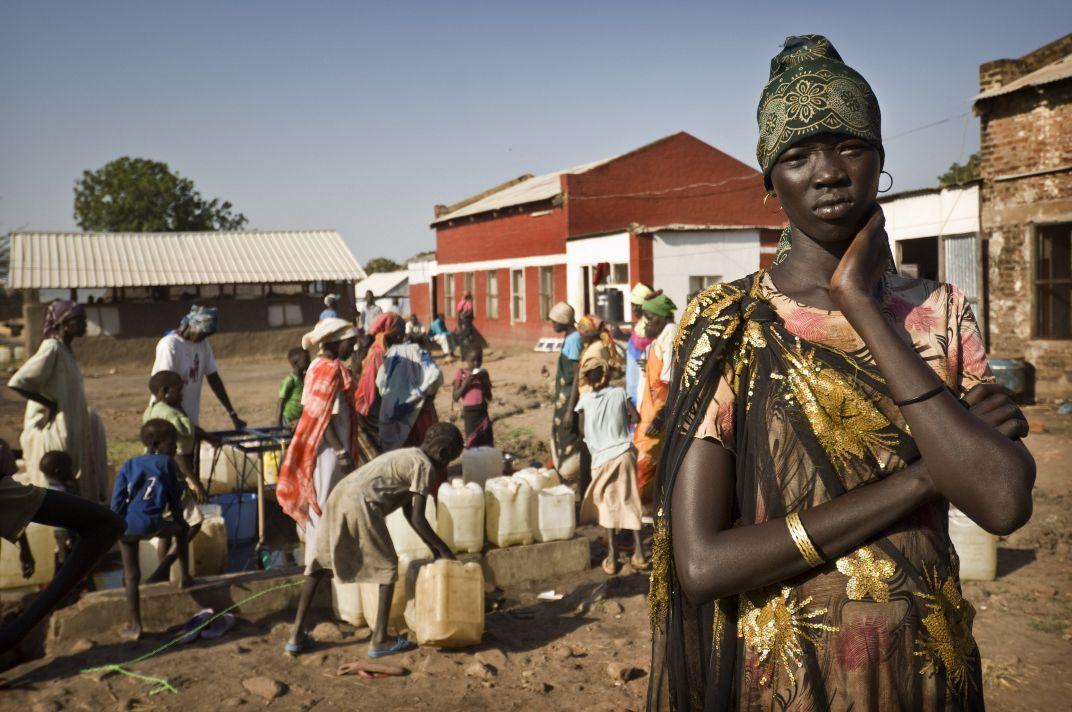 الحرب الأهلية في جنوب السودان خلفت نحو 400 ألف قتيل