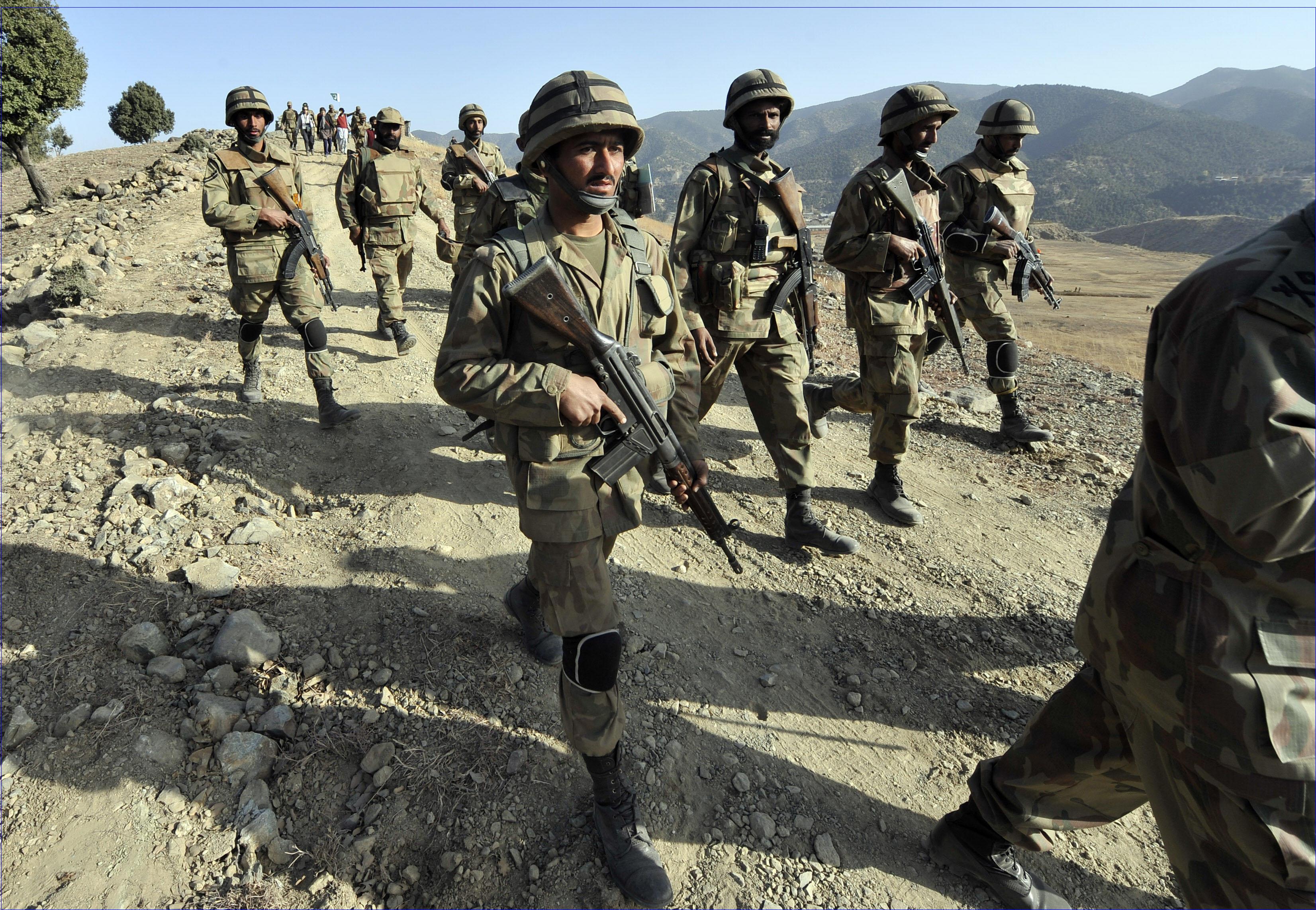 باكستان: وصول القوات الخاصة للجيش الصيني للمشاركة في تدريبات عسكرية مشتركة