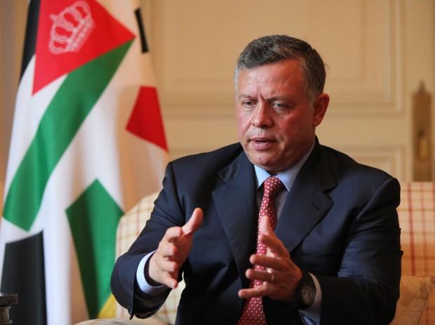 العاهل الأردني : سنواصل دعم صمود المقدسيين والتصدى لمحاولات فرض واقع جديد بالقدس