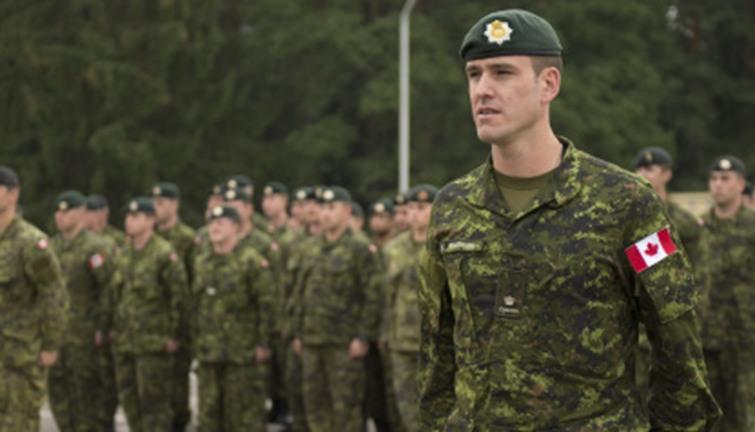 """الجيش الكندي يصل """"أوتاوا"""" بعد إعلان الطوارئ"""