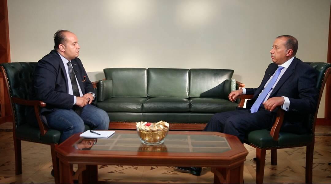 """لقاء رئيس مجلس إدارة """" الاولى """" وحديث عن تاريخ الشركة ونشاطها في السوق المصري"""