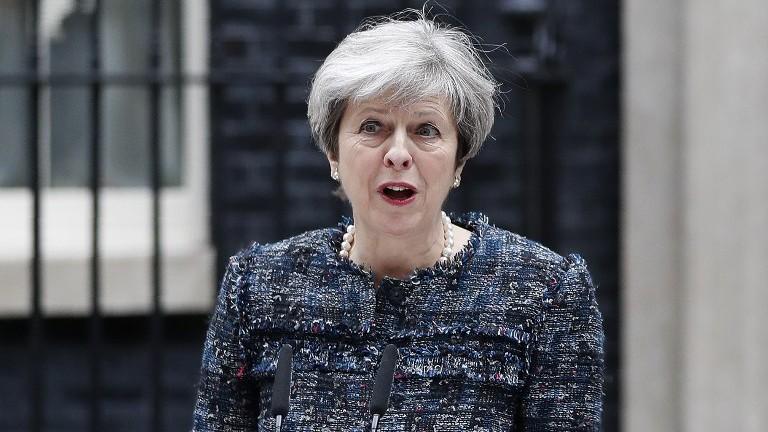 تيريزا ماي تعليقًا على حادث لندن : الكراهية والشر من هذا النوع لن تنجح أبدا