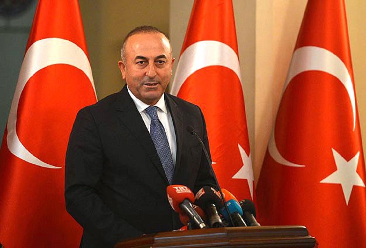 وزير خارجية تركيا: نحن هنا في قطر تضامناً معها