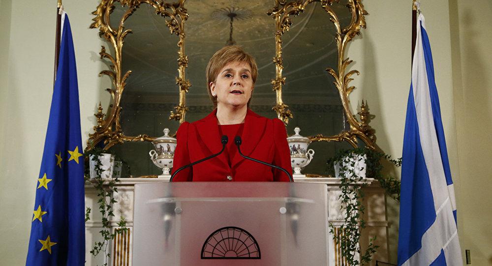 رئيسة وزراء اسكتلندا : يجب التخلي عن السعي المتهور لخروج من الاتحاد الاوروبي