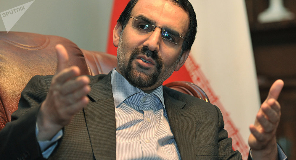 سفير إيران لدى موسكو: ضرب قواعد «داعش» فى سوريا يأتى ردا على هجوم طهران