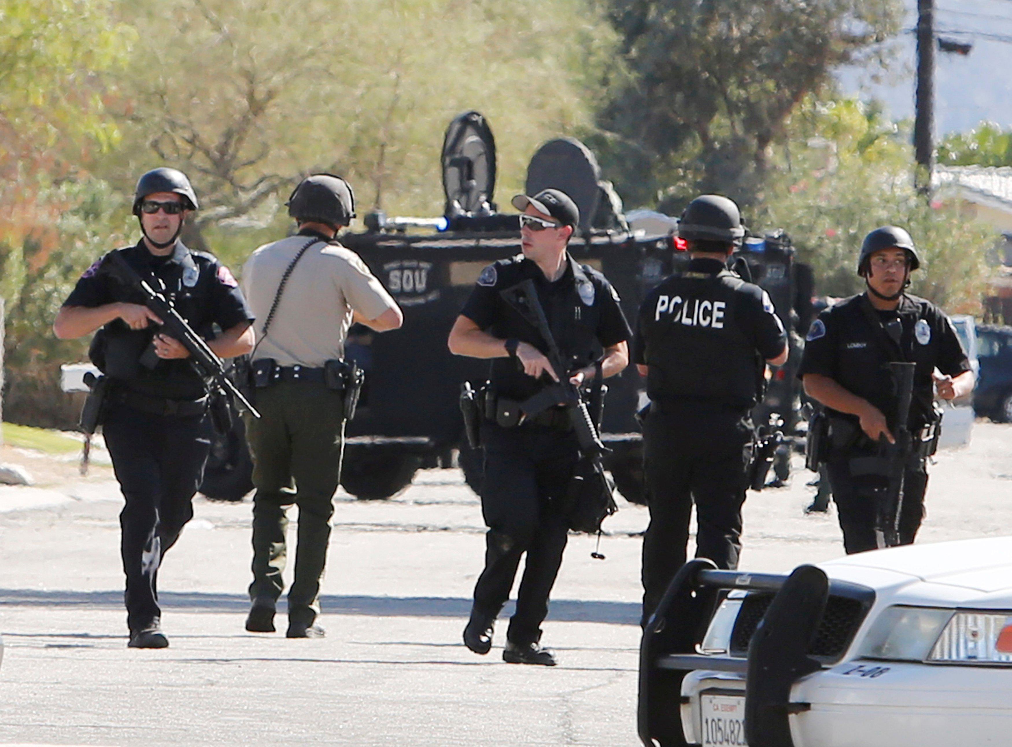 سقوط العديد من الضحايا جراء اطلاق نار بمنشأة بريد في الولايات المتحدة