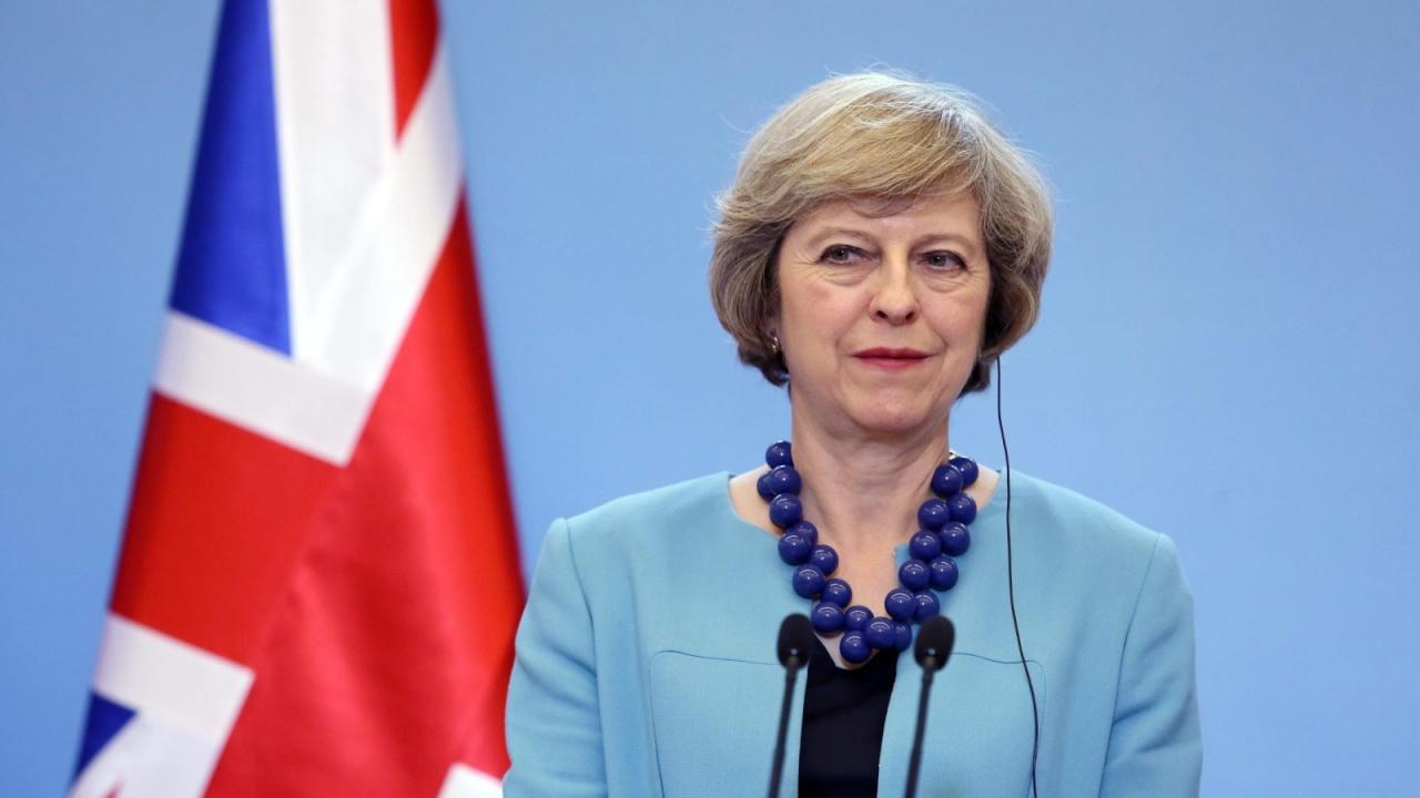 مستشارا رئيسة الوزراء البريطانية يعلنان استقالتهما من منصبيهما بعد الانتخابات العامة