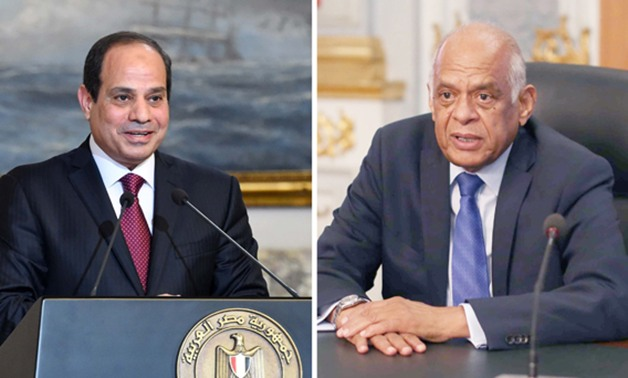 عبد العال يهنئ الرئيس السيسي بمناسبة العام الميلادي الجديد