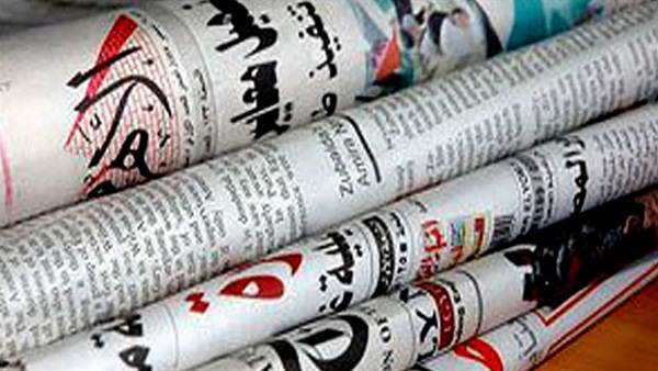 استعدادات المحافظات لاستقبال عيد الأضحى وموعد نتيجة الثانوية العامة تتصدر عناوين الصحف