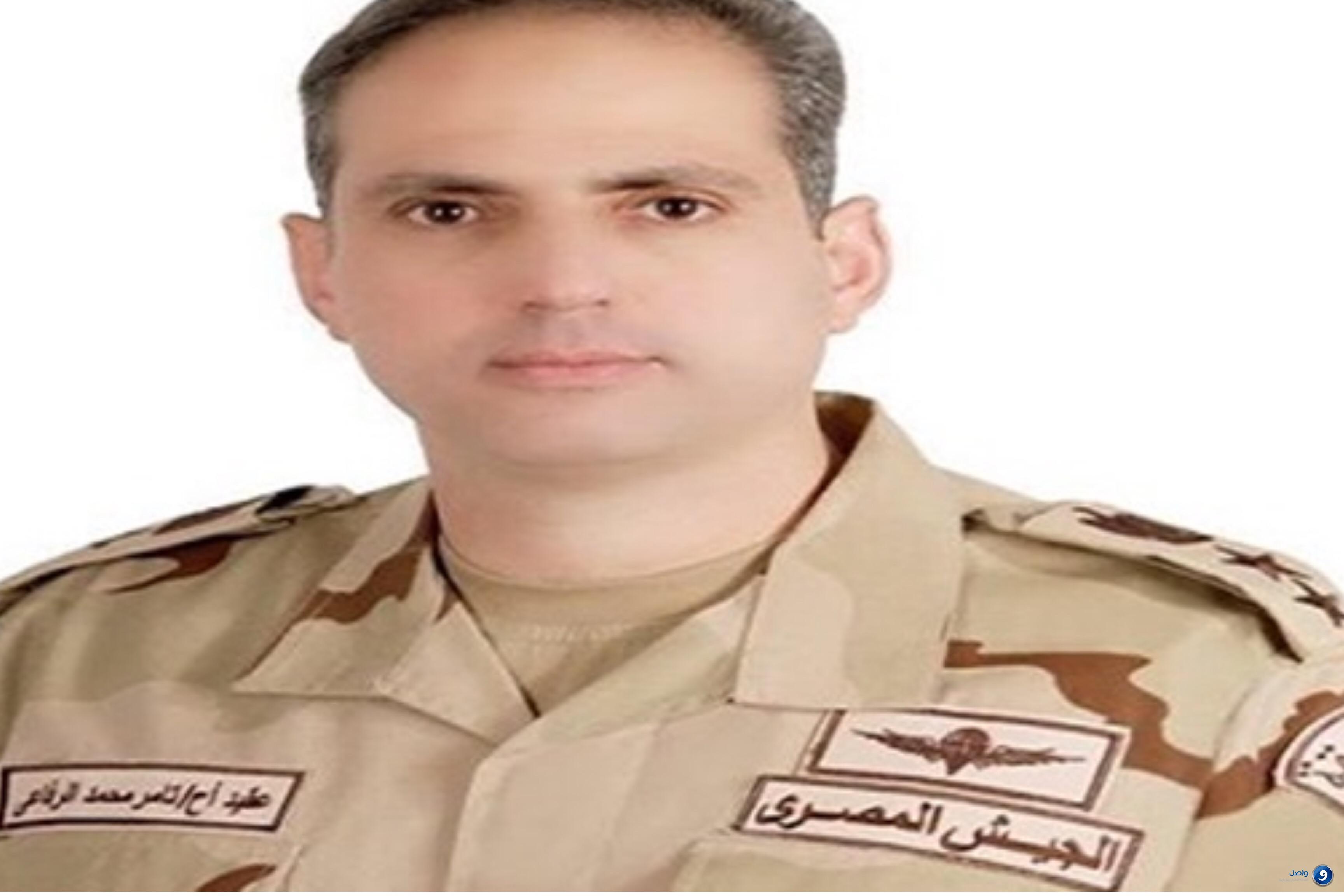 المتحدث العسكرى:ضبط 4 من العناصر التكفيرية شمالى ووسط سيناء