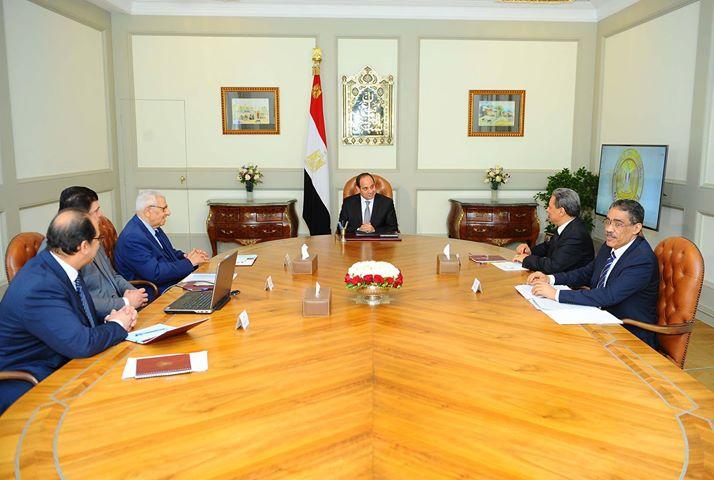 رشوان: الرئيس السيسي أبدى دعمه الكامل للصحافة والإعلام القومي