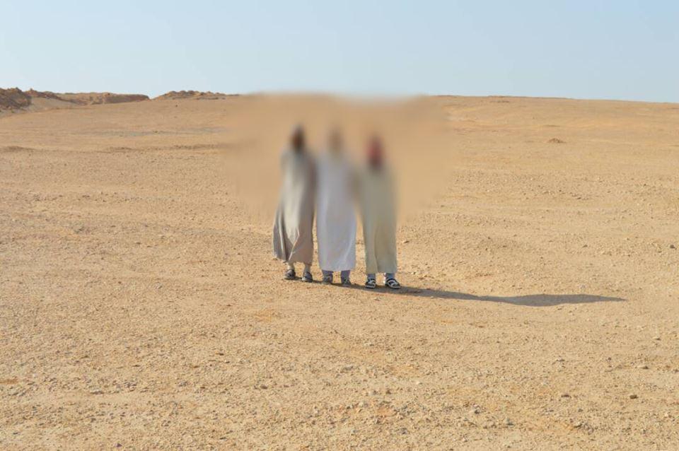 الجيش الثالث الميدانى يقبض على 3 تكفيريين بوسط سيناء
