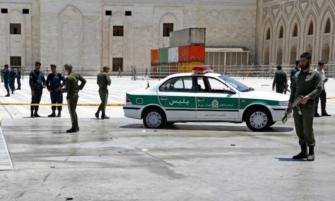 الشرطة الإيرانية تقتل أربعة متشددين مشتبه بهم جنوب البلاد