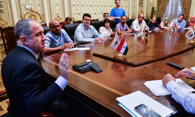 """ائتلاف """"دعم مصر"""" يشيد بتشريعات دعم الحماية الاجتماعية"""