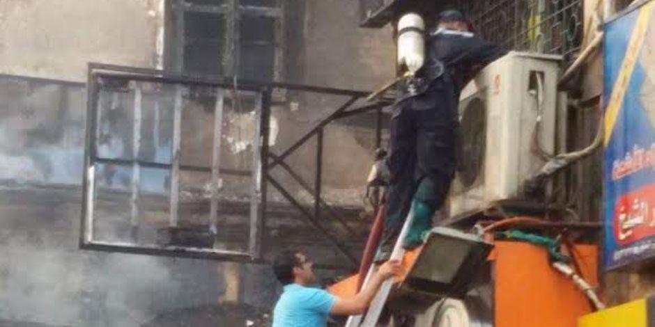 محافظ الغربية يقرر تشكيل لجنة لمعاينة حريق مطعم طنطا