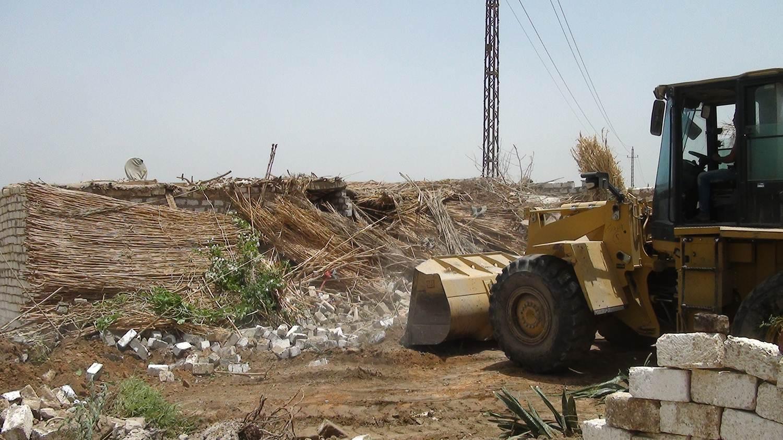 الري : تنفيذ عدة مشروعات للحفاظ على النيل وحماية جوانبه من النحر