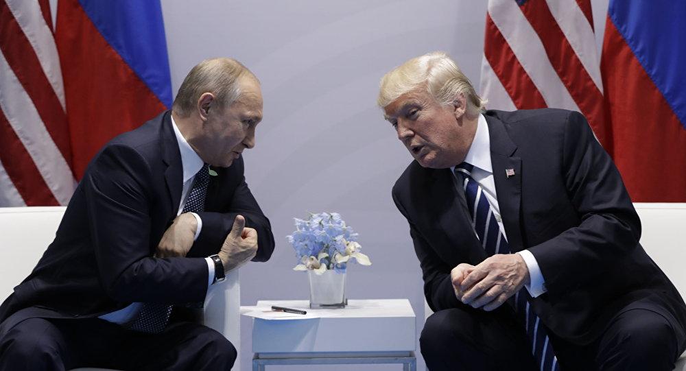 بوتين وترامب يناقشان تطورات فيروس كورونا وأسعار النفط