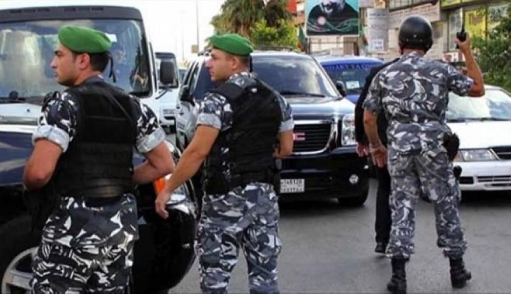 الأمن اللبنانى يلقى القبض على شخص حرّض على استخدام السلاح ضد الجيش