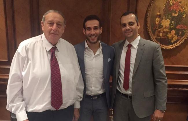 الأهلي يضم هشام محمد لمدة خمس سنوات بـ 9 ملايين جنيه