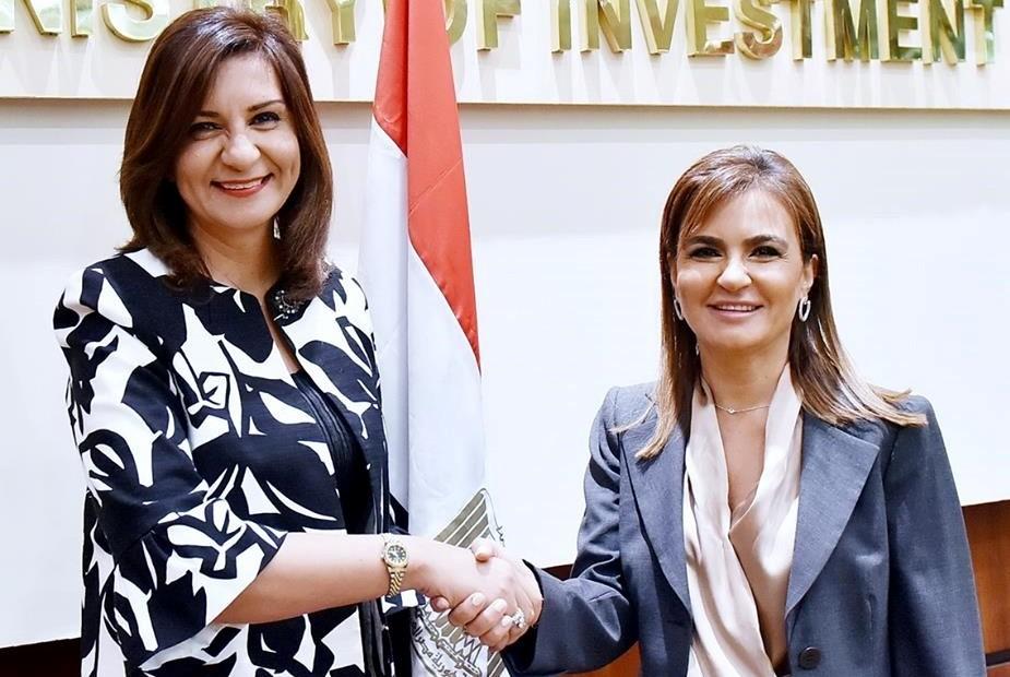 صور | بروتوكول تعاون بين الاستثمار والهجرة لتفعيل آلية الشباك الواحد للمصريين بالخارج