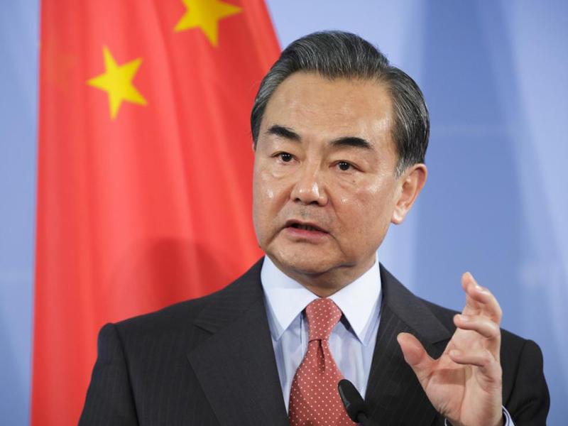 نتيجة بحث الصور عن وزير الخارجية الصيني
