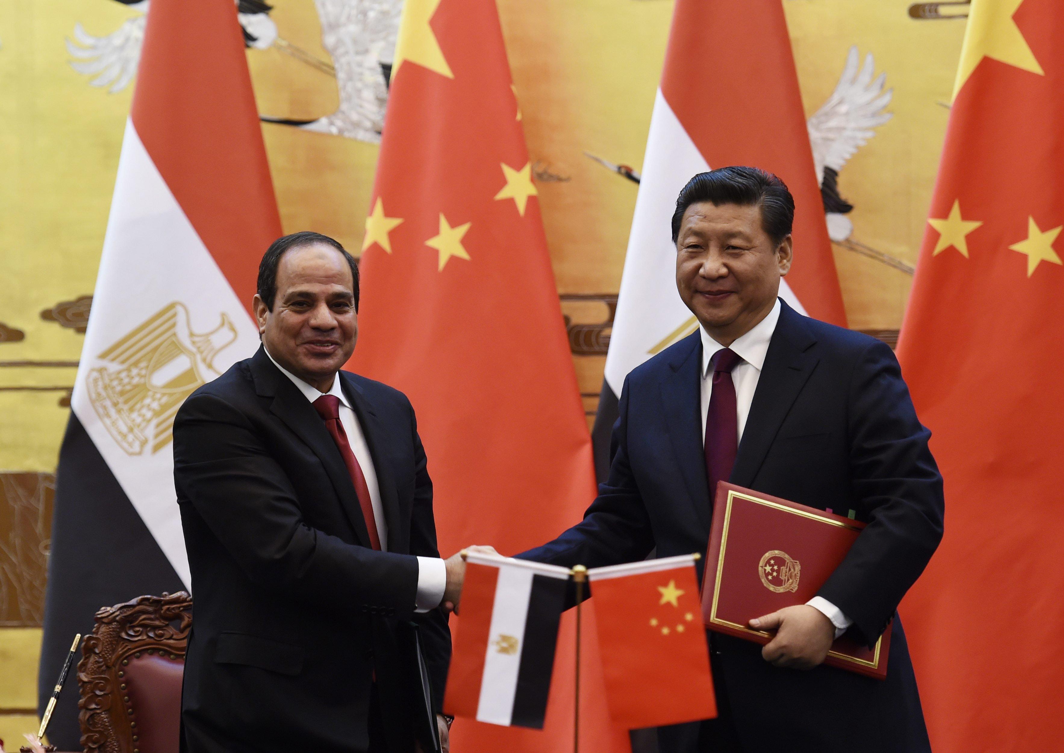 قمة «الحزام والطريق» تؤسس لمرحلة جديدة من التكامل التجاري بمشاركة الرئيس السيسي
