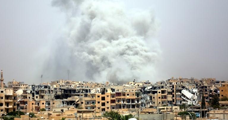 الدفاع الروسية رصد 10 انتهاكات للهدنة في سوريا خلال الـ24 ساعة الماضية