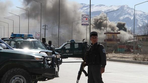 هجوم مسلح على مجمع تابع لجهاز الاستخبارات الأفغاني