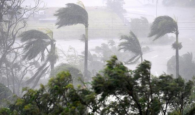 إعصار لينج-لينج يتجه بسرعة هائلة نحو شبه الجزيرة الكورية