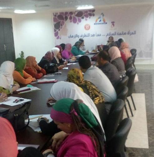 """""""المجلس القومي"""" يتابع تنفيذ استراتيجية تمكين المرأة ٢٠٣٠"""
