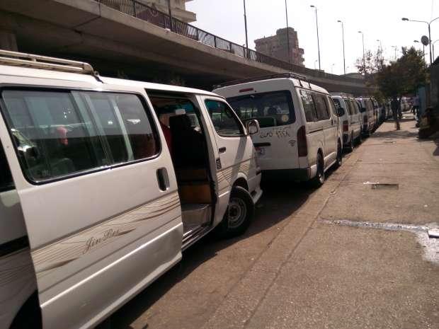 «الأشقر»: حملات على مواقف الأجرة للتأكد من التزام السائقين بتعريفة الركوب