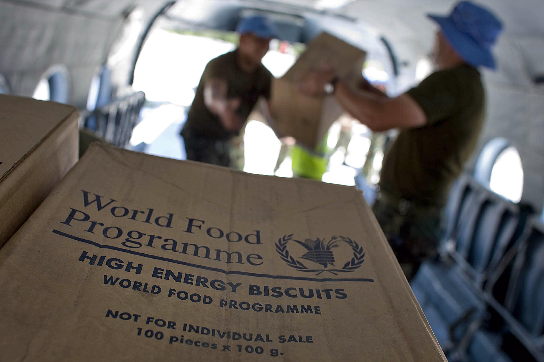 برنامج الغذاء العالمى يقدم مساعدات لأكثر من 290 ألف شخص فى دارفور