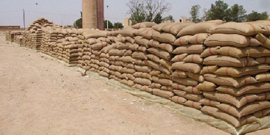 """""""التموين"""": الاحتياطي الاستراتيجي من القمح يكفي 4 أشهر"""