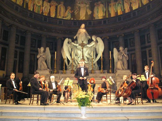 غدا   أوركسترا كييف الأوكرانى يعزف للسنباطى وزكريا احمد في الأوبرا