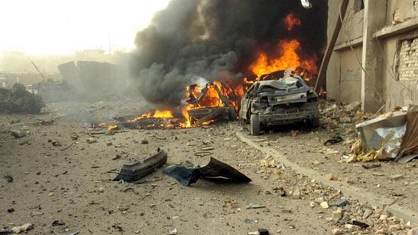 إصابة 3 مدنيين في انفجار سيارة مفخخة جنوب الموصل
