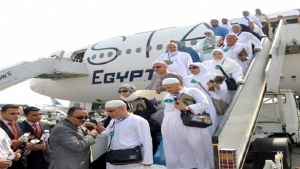 السعودية: وصول الفوج الأول من الحجاج المصريين إلى المدينة المنورة