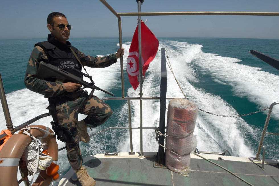 تونس تضبط 36 شخصا كانوا يستعدون لهجرة غير شرعية نحو أوروبا