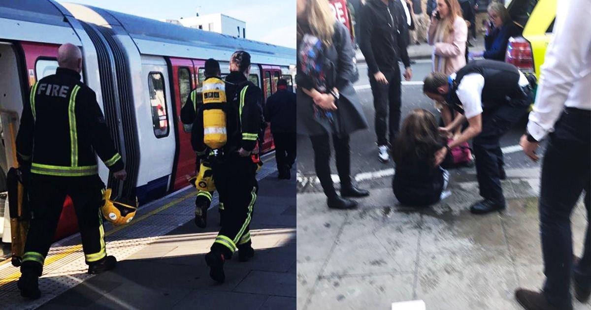 إصابة 3 أشخاص في إطلاق نار داخل محطة أنفاق بلندن
