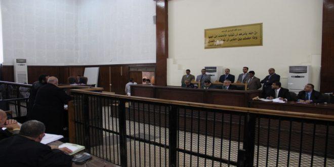 """الجنايات تؤجل محاكمة متهم في قضية حرق كنيسة """"كفر حكيم"""" لـ 4 سبتمبر"""