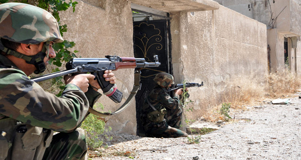 مقتل 5 من داعش في الموصل