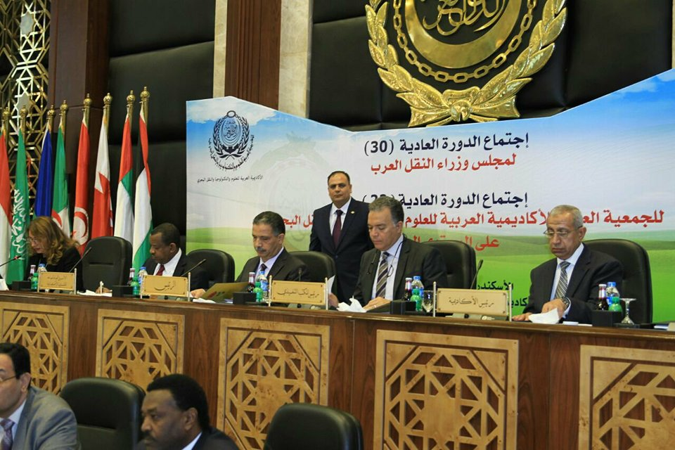 بالصور..مصر تترأس اجتماع الدورة ال 30 لمجلس وزراء النقل العرب