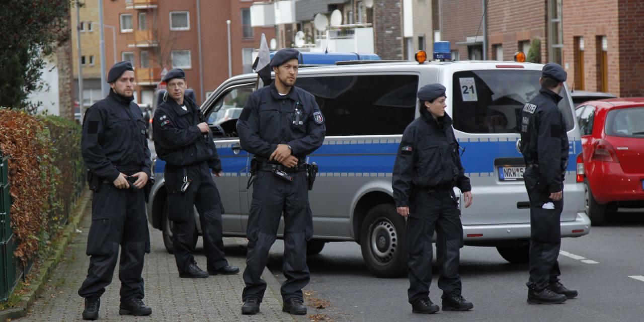 30 مصابا في حادث دهس بألمانيا