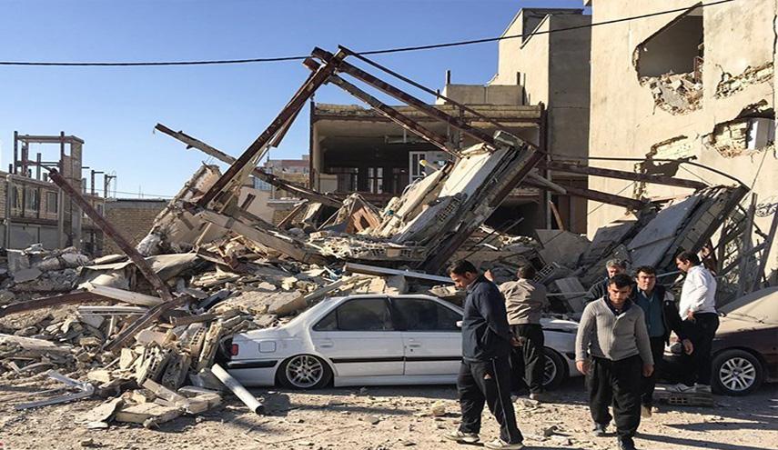 زلزال بقوة 1ر5 ريختر يضرب جنوب شرق إيران