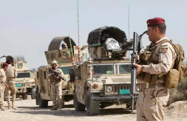 مقتل إرهابيين اشتركا بزرع عبوة راح ضحيتها ضابط متفجرات بنينوى العراقية
