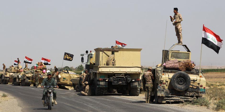 العراق تعتقل إرهابيا متورطا بإطلاق صواريخ على معسكرات محافظة الأنبار