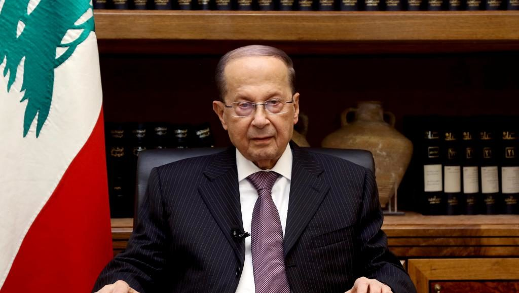 الرئيس اللبناني : استقلال السلطة القضائية لا يبرر مطلقا تعطيل العدالة